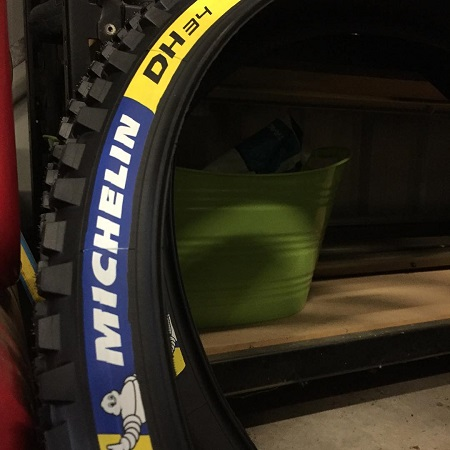 Michelin dh34