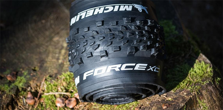 Michelin force xc cycletyres