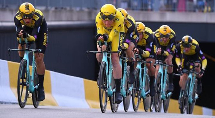Tour de France 2019 : match entre les fabricants de pneus