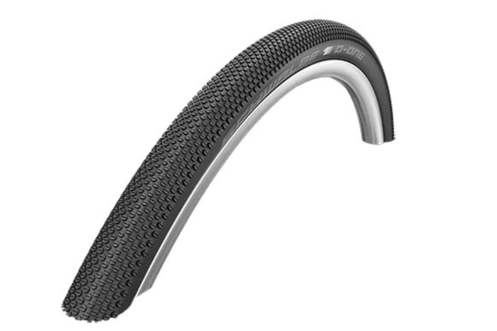 Pneu increvable Schwalbe G-One pour le Gravel