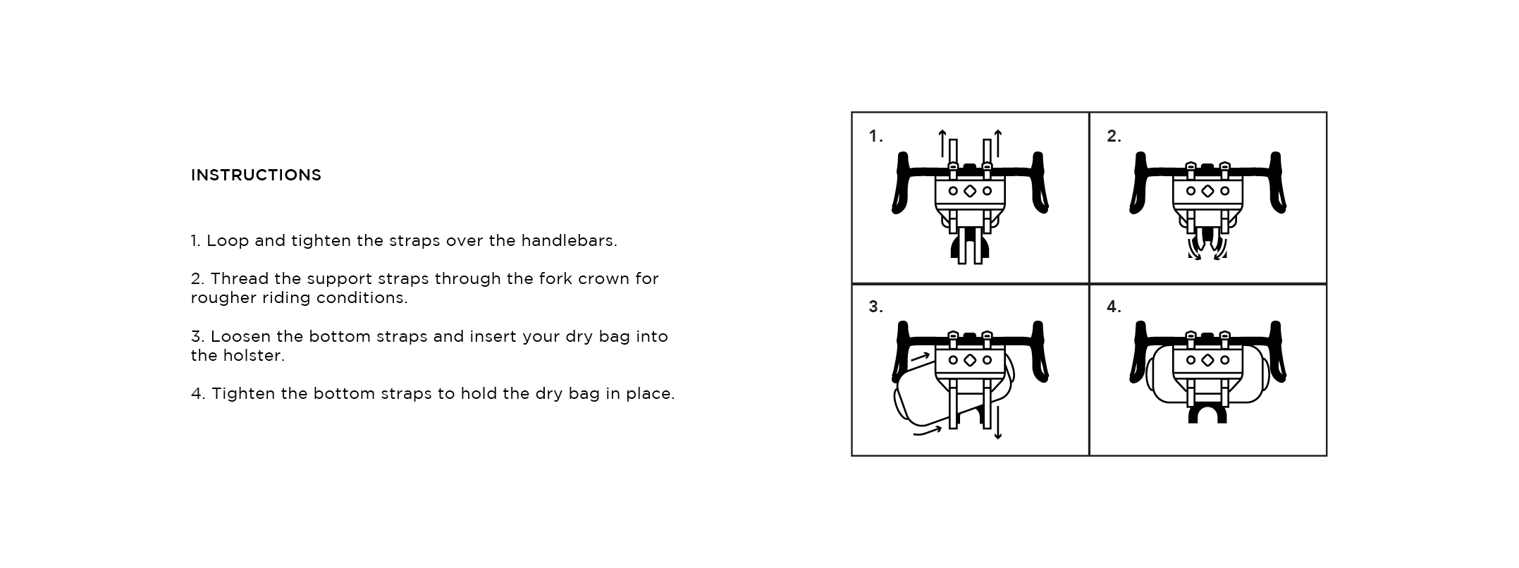 Barbag Instructions