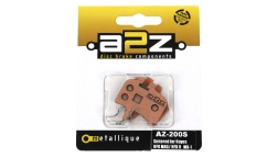 A2Z AZ-200 Brake Pads - For Hayes HFX9 / Mag / MX1
