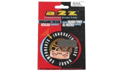 A2Z AZ-241 Brake Pads - For Hayes Stroker Ace