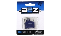 A2Z AZ-260 Brake Pads - For Hayes Ryde / Dyno Sport