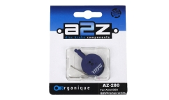 A2Z AZ-280 Brake Pads - For Avid BB5
