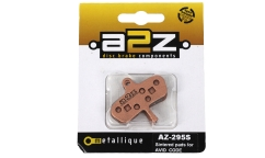A2Z AZ-295 Brake Pads - For Avid Code 2007-2010