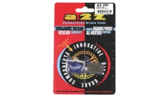 A2Z AZ-297 Brake Pads - For Sram Red 22 / Force 22 / S-700