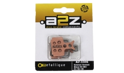 Pastillas A2Z AZ-330 - Para Formula Mega / The One / R1 / RX