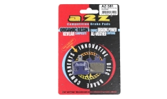A2Z AZ-581 Brake Pads - For Hope Tech X2 / Race X2 / Mono X2