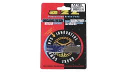A2Z AZ-600 Brake Pads - For Shimano XT M755 / Hope M4