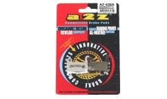 A2Z AZ-630 Brake Pads - For Shimano XTR/XT/SLX First Generation
