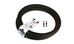 Insert Anti-Pincement Tubeless Barbieri Anaconda Strong - Set de 2 + 2 Valves Tubeless Barbieri Carbonaria