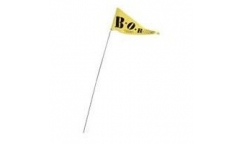 Safety Flag for Bob Yak or Ibex Trailers