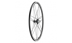 Campagnolo Shamal Ultra Dark Label Rear Wheel - Aluminium - Tubetype