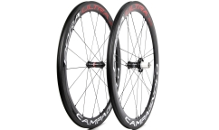 Pair of Campagnolo Bora Ultra 50 Wheels - Carbon - Tubetype