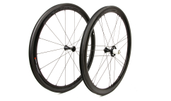 Roues Vélo Route Carbone Campagnolo Bora WTO 45 - Carbone - à Pneus - Tubeless Ready