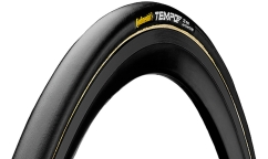 Continental Tempo II Tubular Tyre - Black Chili