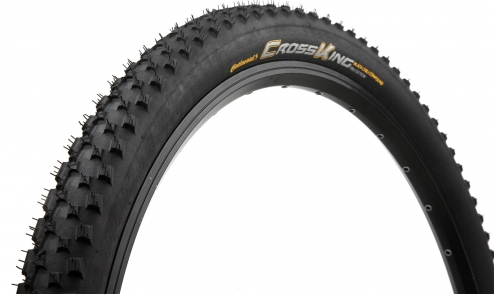 Pneu Continental Cross King 2018 - Black Chili - Protection - Tubeless Ready