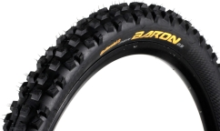 Continental Der Baron Tyre - Black Chili - Apex 6 plys