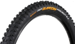 Pneu Continental Der Baron Projekt - Black Chili - ProTection Apex - Tubeless Ready