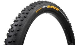 Continental Der Baron Projekt B+ Tyre - Black Chili - Protection Apex - Tubeless Ready