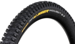Neumático Continental Der Kaiser Projekt - Black Chili - ProTection Apex - Tubeless Ready