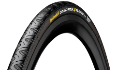 Continental Grand Prix 4-Season Tyre - Duraskin - Vectran breaker