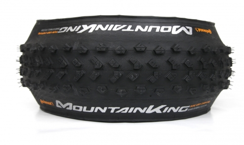 Pneu Continental Mountain King 2018 - PureGrip - ShieldWall System - Tubeless Ready