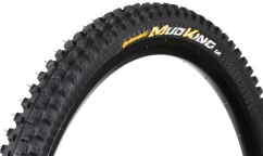 Continental Mud King Tyre - Black Chili - Protection - Tubeless Ready