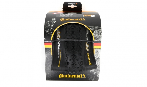 Pneu Continental Race King 2018 - Black Chili - Protection - Tubeless Ready pack