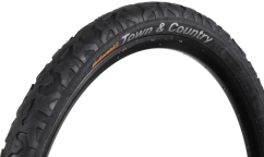 Continental Town & Country Tyre