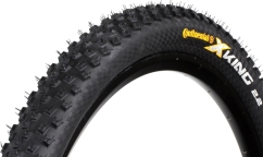 Pneu Continental X-King - Black Chili - ProTection - Tubeless Ready
