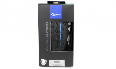 Pneu Schwalbe Racing Ray 2021 Addix SpeedGrip - Super Ground -Tubeless Easy - PACK