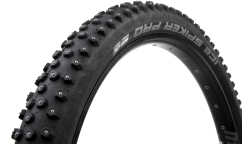 Schwalbe Ice Spiker Pro+ Tyre - Winter - Aluminium Spikes