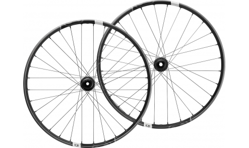 Paire de Roues Crank Brothers Synthesis E 2019 - Carbone - Tubeless Ready