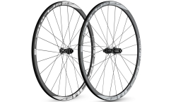 Par de Ruedas DT Swiss RC28 Spline 2016 - Freno de Disco - Carbono - Tubeless Ready