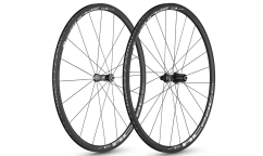 Paire de Roues DT Swiss RC28 Spline 2016 - Carbone - Tubeless Ready