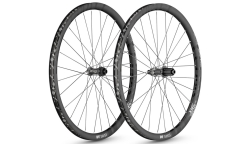 Paire de Roues DT Swiss XMC 1200 Spline Boost 2016 - Carbone - Tubeless Ready