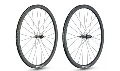 Par de Ruedas DT Swiss PRC 1400 Spline 35 - Freno de disco - Carbono - Tubeless Ready