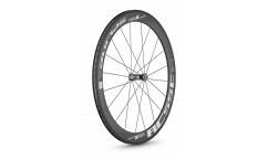 Roue Avant DT Swiss RC55 Spline 2016 - Carbone - Tubeless Ready