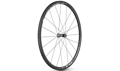 Roue Avant DT Swiss RC28 Spline 2016 - Carbone - Tubeless Ready