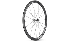 Roda Dianteira DT Swiss RC38 Spline 2016 - Carbono - Tubeless Ready