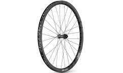Roue Avant DT Swiss XMC 1200 Spline Boost 2016 - Carbone - Tubeless Ready