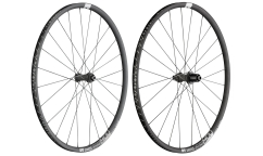 Pair of DT Swiss ER 1400 Spline DB 21 2018 Wheels - Disc Brake - Aluminium - Tubeless Ready