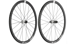 Pair of DT Swiss ER 1600 Spline DB 32 2018 Wheels - Disc Brake - Aluminium - Tubeless Ready