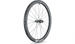 Rueda Trasera Gravel DT Swiss GRC 1400 Spline 42 - Freno de Disco - Carbono -Tubeless Ready
