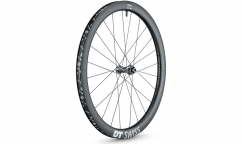 Rueda Delantera Gravel DT Swiss GRC 1400 Spline 42 - Freno de Disco - Carbono -Tubeless Ready
