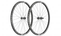 Roues Enduro DT Swiss EXC 1501 spline One 30 Boost Frein à disque - Carbone - Tubeless