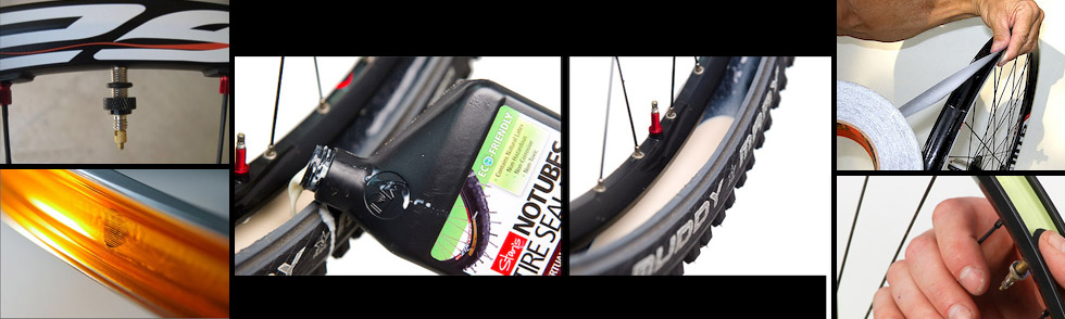 Kits de Conversion Tubeless