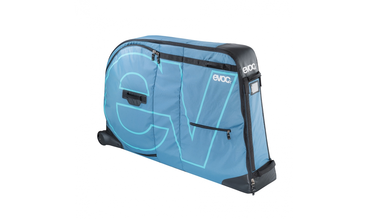 Evoc bike travel bag 280l pneus vtt pneus v lo for Housse transport velo